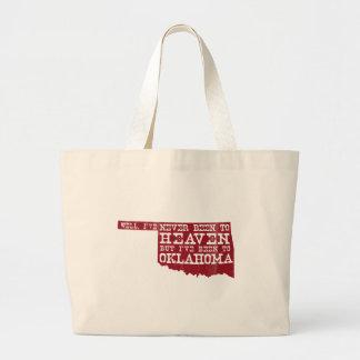 Oklahoma Heaven - Red Tote Bag