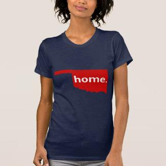 Oklahoma Home T-shirts