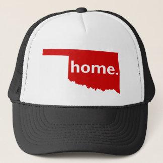 Oklahoma Home Trucker Hat