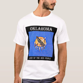 Oklahoma Land of the Red People T-Shirt