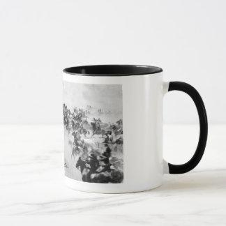 Oklahoma Land Rush Mug