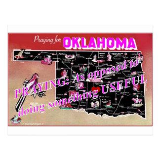 Oklahoma postcard I