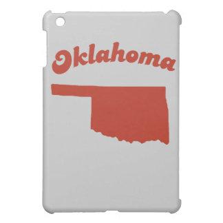 OKLAHOMA Red State iPad Mini Covers