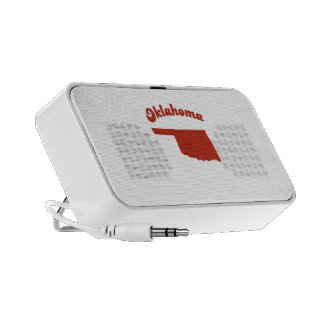 OKLAHOMA Red State Travelling Speakers
