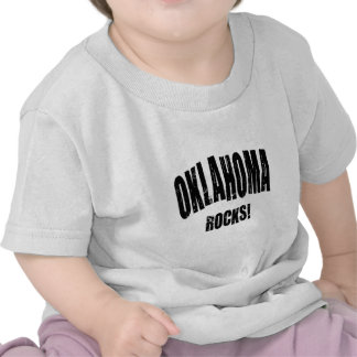 Oklahoma Rocks Tee Shirt