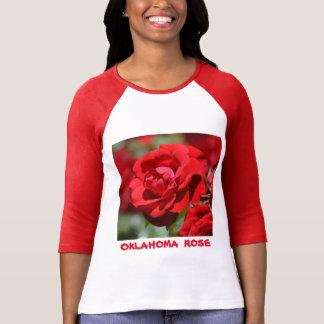 Oklahoma Rose T-Shirt