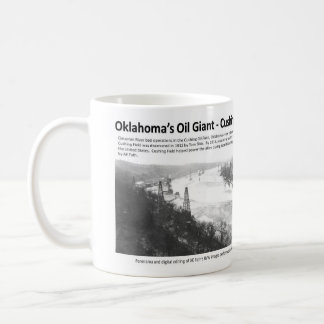 Oklahoma's Oil Giant - Cushing Field Coffee Mug