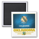 Oklahoma (SP) Fridge Magnets