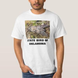 OKLAHOMA STATE BIRD:  THE HORSE FLY T SHIRT