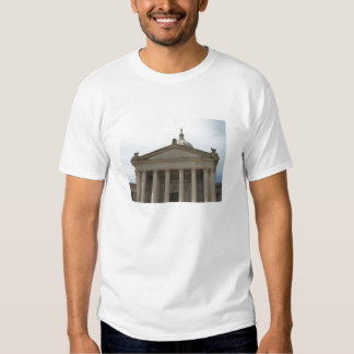 Oklahoma State Capital By tina T Shirt