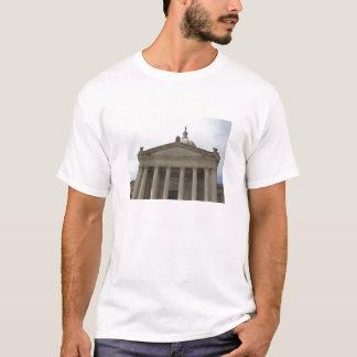 Oklahoma State Capital By tina T-Shirt
