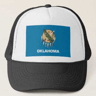 Oklahoma State Flag Trucker Hat