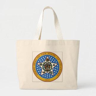 Oklahoma State Seal Bag