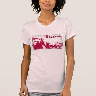 Oklahoma Wagon Train Tshirt