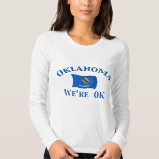 Oklahoma - We're OK Tshirts