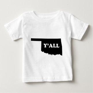 Oklahoma Yall Baby T-Shirt
