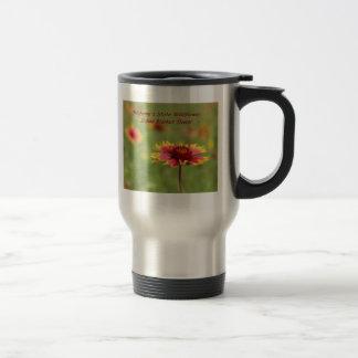 Oklahoma's State Wildflower - Indian Blanket - mug