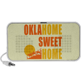 Oklahome Sweet Home Mini Speakers