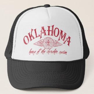 Oklahome Trucker Hat