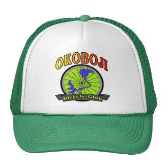 Okoboji Bike Club Hat Trucker Hat