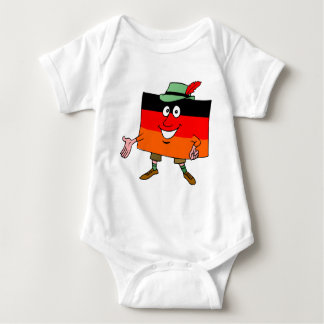 Oktober Fest is for babies Baby Bodysuit