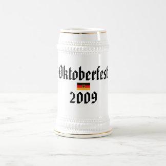 oKtoberfest 2009 Stein