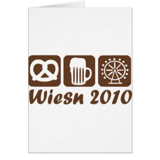 Oktoberfest 2010 - Munich Card