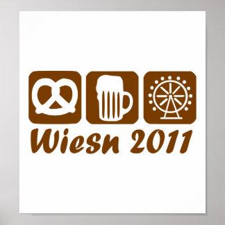 Oktoberfest 2011 poster