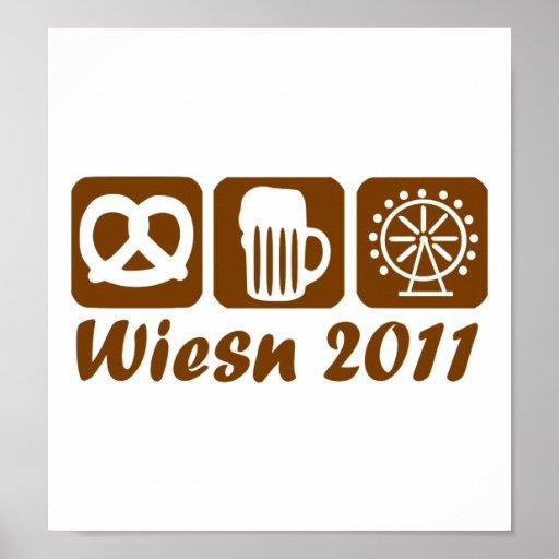 Oktoberfest 2011 posters