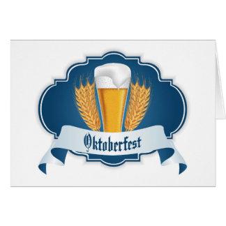 Oktoberfest 2 card