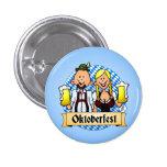 Oktoberfest 3 Cm Round Badge
