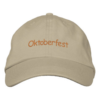 Oktoberfest Adjustable Hat
