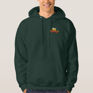 Oktoberfest American Apparel Hoodie with  Pockets