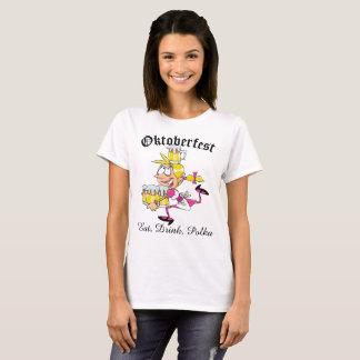 Oktoberfest Barmaid T-Shirt