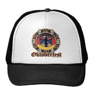 Oktoberfest Beer and Pretzels Cap