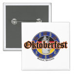 Oktoberfest Beer and Pretzels Pins