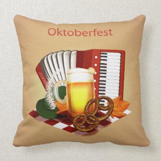 Oktoberfest Beer Design Cushion