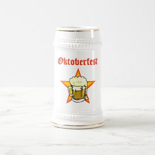 Oktoberfest Beer Stein Mug