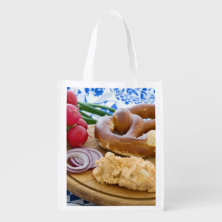 Oktoberfest Breakfast Reusable Grocery Bag