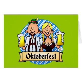 Oktoberfest Card
