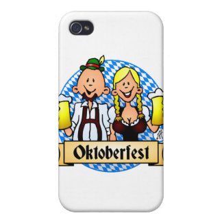 Oktoberfest Covers For iPhone 4