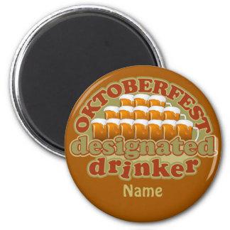 OKTOBERFEST custom magnet