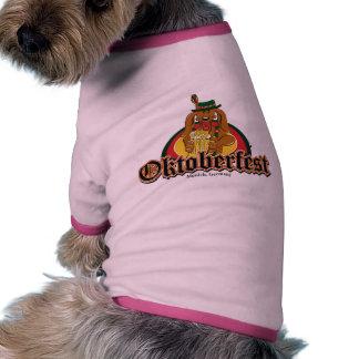 Oktoberfest Dachshund Pet T Shirt