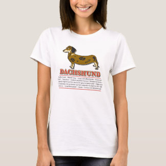 Oktoberfest/Dachshund T-Shirt