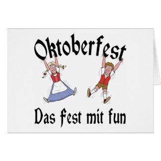 Oktoberfest Das Fest Mit Fun Card
