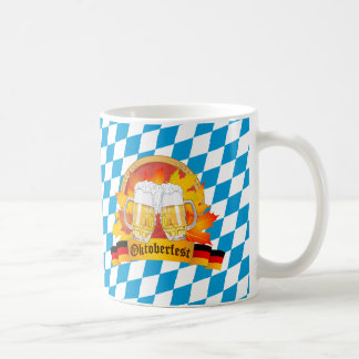 Oktoberfest German Beer Festival Coffee Mug