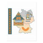 Oktoberfest Gift Post Cards