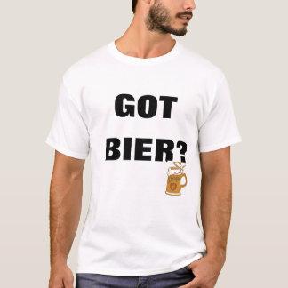 Oktoberfest Got Bier , Men`s Basic T-Shirt