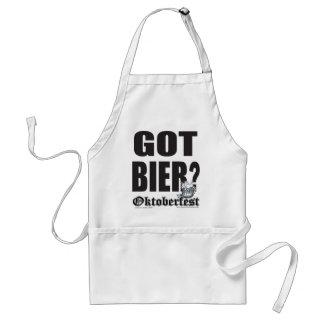 Oktoberfest Got Bier? Standard Apron