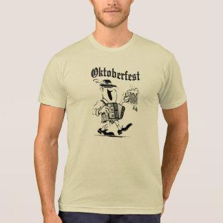 Oktoberfest Happy Festival Participant T Shirts